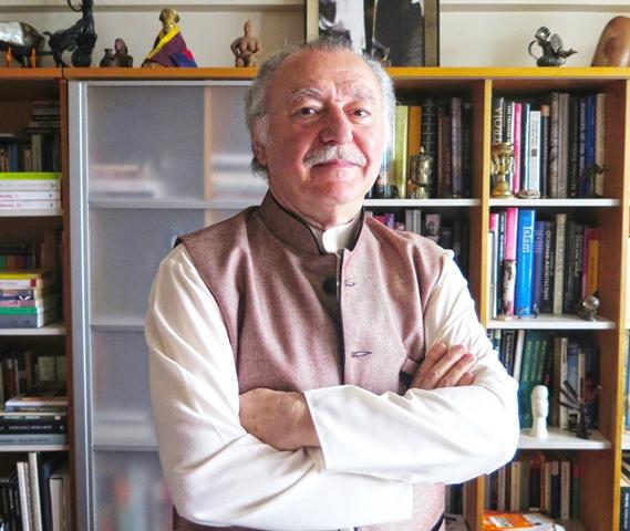 Faruk Pekin'in son kitabı Gezmek Yaşamaktır Kitapçılarda…