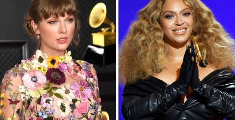 Grammy Ödülleri: Beyoncé ve Taylor Swift tarih yazdı