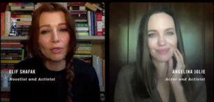 Elif Şafak ile Angelina Jolie, İstanbul Sözleşmesi'ni konuştu