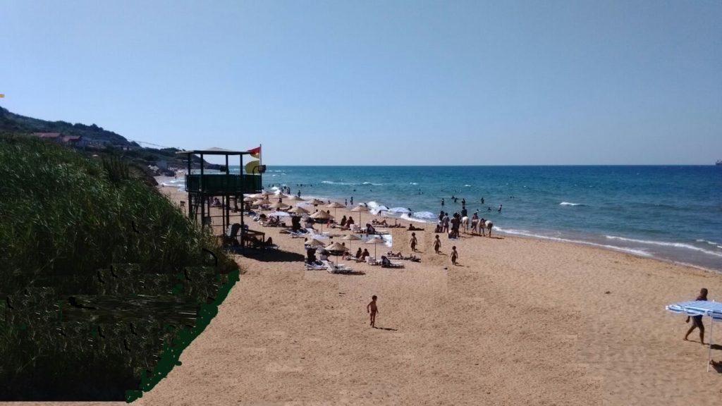 Baykuş Plajı -Kilyos