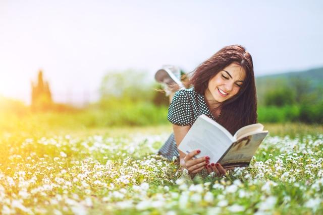 Kadınlar daha çok kitap okuyor…