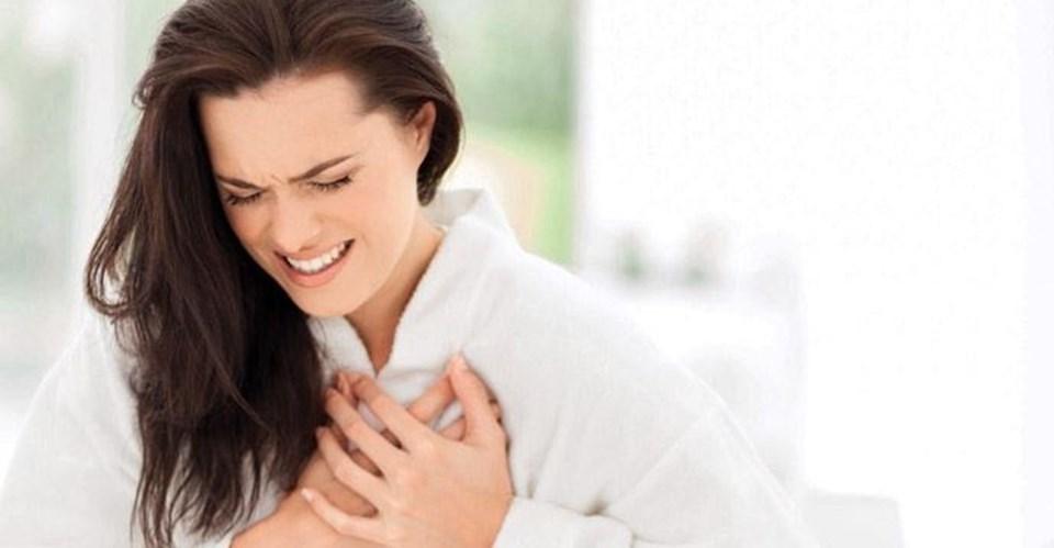 Kalp krizi riskini artıran 6 kadın hastalığı…