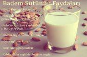 Şifa Kaynağı: Badem Sütü
