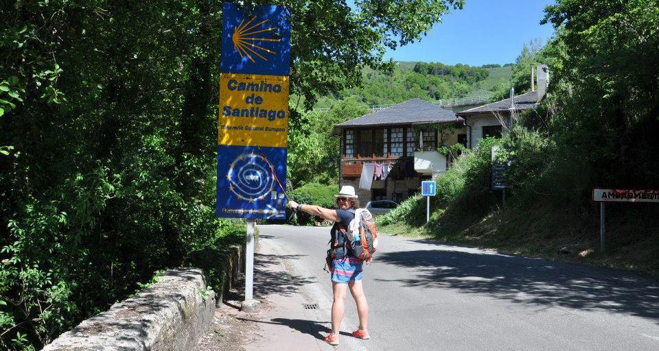 Camino Yolu'na İki Kere Gittim Yine Gideceğim…