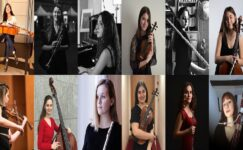 Yarının Kadın Yıldızları İstanbul Müzik Festivali Sahnesinde