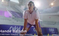 Hande Baladın Orkid'in Yeni Reklam Yüzü Oldu!