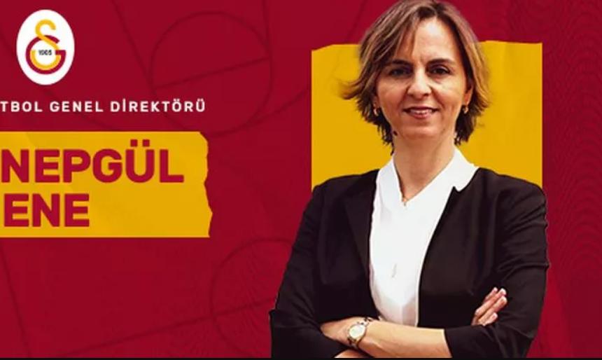 Zeynepgül Onay Ene, Galatasaray'da genel direktörü oldu
