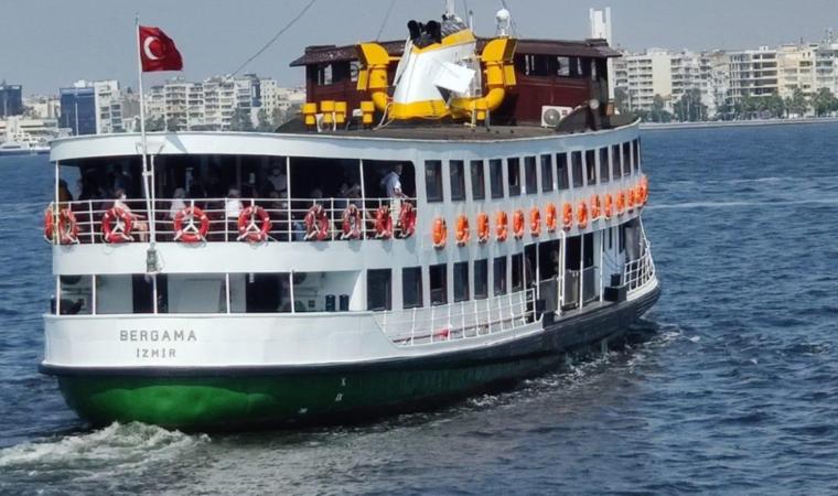 """İzmir'de kadınlar için """"Kent ve Körfez"""" turları yeniden başladı"""