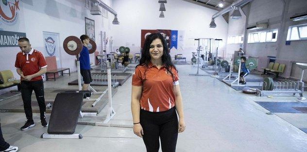 Görme engelli Gülistan Özdemir: Sporla hayatım değişti!