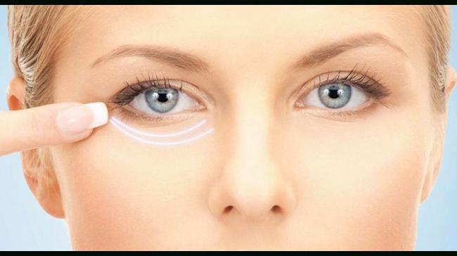 Göz Altı Işık Dolgusu İle Göz Altındaki Solmuş Görüntü Yok Olsun!