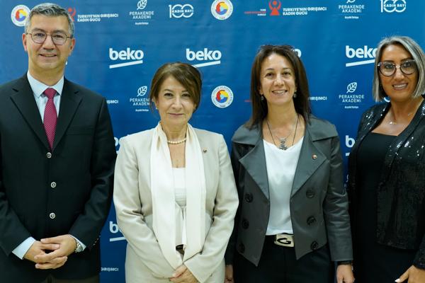 TOBB ve Beko girişimci kadınların yanında…